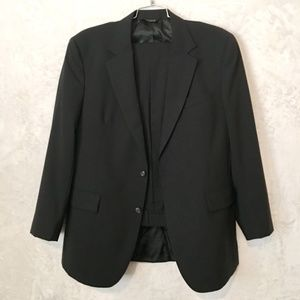 Jos. A. Bank Suit, Black, 42R